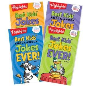 HighlightsJoke Books Set of 4 |for Children