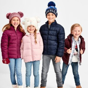 $19.99 & Free ShippingChildren's Place Kids Puffer Jackets