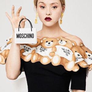 新款7.5折Moschino 精选时尚双肩包热卖