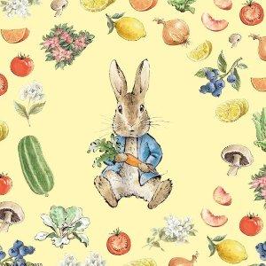 低至5.5折 £12收咖啡杯兔兔彼得兔精选周边 超可爱马克杯、餐具、小摆件热卖