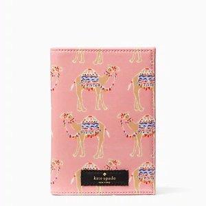 骆驼护照夹