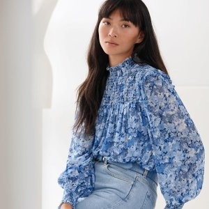 New Member 10% Off + Free ShippingNew Arrivals: & Other Stories Blue Clothing Collection Hot Pick