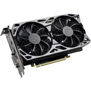$239.99 比1660 Super贵10块EVGA GeForce GTX 1660 Ti SC Ultra GAMING 6GB GDDR6 显卡