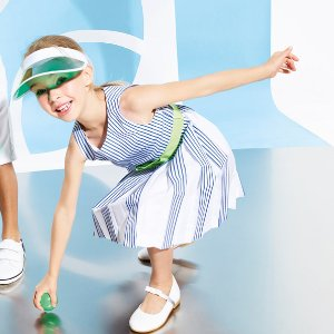 30-50% OffSummer Kids Stripes Apparel Sale @ Jacadi Paris