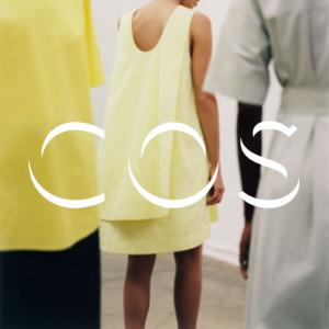 £35收亚麻T恤COS官网上新 小清新色调扮靓你的夏天