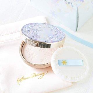 直邮美国到手价 $48.6史低价:资生堂 Snow Beauty 限量版心机护肤蜜粉饼