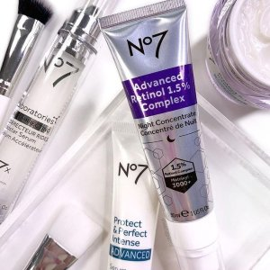 30% Off SitewideDealmoon Exclusive: No7 Skincare Sitewide Sale
