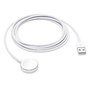 1件$20,2件$30,3件$40Apple Watch 官方磁力充电线 2米