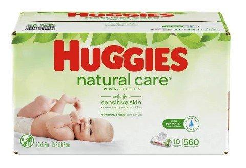 婴儿湿巾  616ct