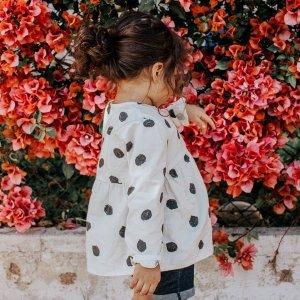 低至4.7折 Chloe短袖£29收Harrods 童装夏日大促来袭 收 Kenzo、Chloe、Givenchy