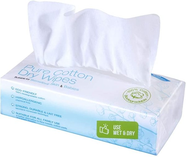 洗脸巾 100张