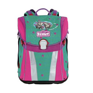 4.5折仅€116 收护脊书包Scout 儿童书包4件套 给你家小神兽准备好新书包了吗