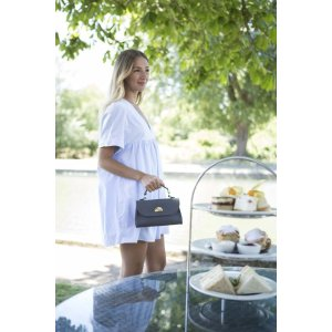 The Cambridge Satchel CompanyMini Daisy Bag in Leather - Dapple Matte