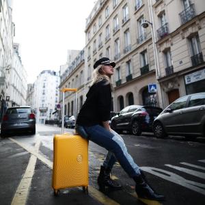 低至4.4折 €61.25收美旅Amazon 精选行李箱热卖 超低价收新秀丽、美旅、Eastpak