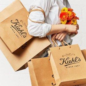 买2送1 价比黑五,买什么?Kiehl's 八大明星产品推荐 定制你的专属护肤方案