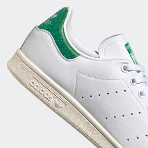 $160包邮adidas Stan Smith x Swarovski 原来你是这样熠熠生辉的绿尾