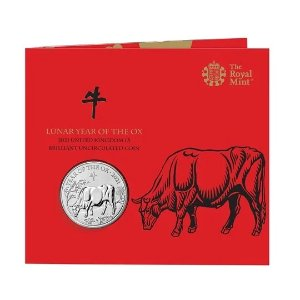 The Royal Mint银币