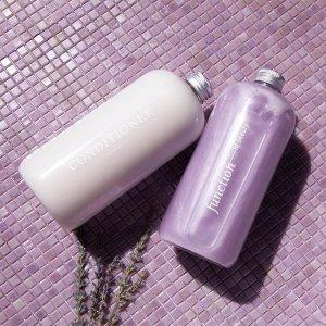 买送护发产品最后一天:Function of Beauty 护发大促 定制你的专属洗发水