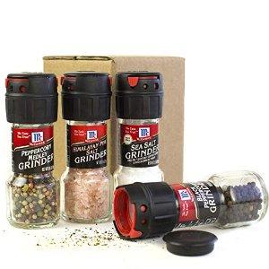 $11.39McCormick Salt and Pepper Grinders