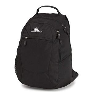 $19.99(原价$29.99)High Sierra 高山 超好口碑,轻户外专业双肩背包,黑色