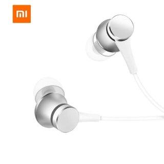 $5.99 包邮小米 入耳式耳机 清新版 银色