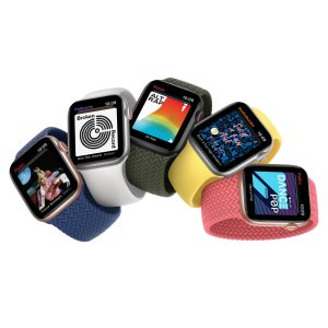 $239.99 日常佩戴入坑首选Apple Watch SE GPS, 40mm版 三色可选, 运动追踪全搞定