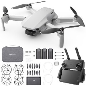 $499DJI Mavic Mini Quadcopter Drone Fly More Combo