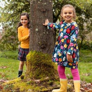 Hanna Andersson 童装秋季热卖 新款降价,近期最低