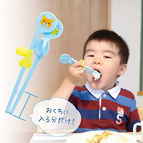 贝亲 儿童学习筷