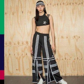 低至5折 收明星同款Adidas Originals 可甜可盐运动潮服、鞋履热卖