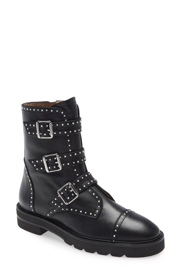 Jesse马丁靴