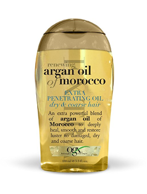 $5.45OGX Renewing Moroccan Argan Oil Extra Strength Penetrating Oil for Dry/Coarse Hair @ Amazon.com