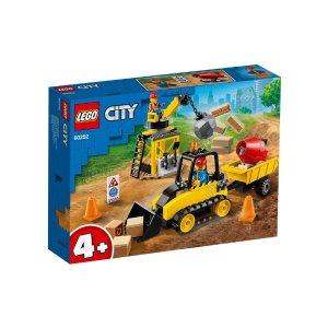 Lego工程推土机 60252