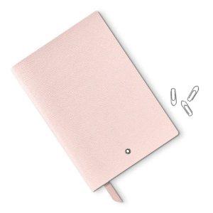 MONT BLANC樱花粉笔记本