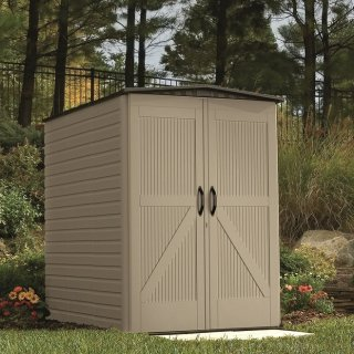 Rubbermaid Roughneck Storage Shed @ Lowes