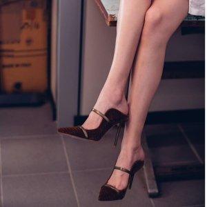 5折起 经典款绑带平底鞋£311收Malone Souliers 英国小众品牌的设计感碰撞意大利制造的匠心