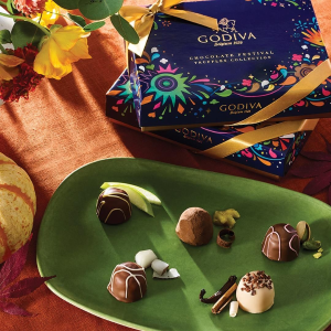 Free Milk Chocolate Bar With Order $25+Godiva National Chocolate Day Limit Time Offer