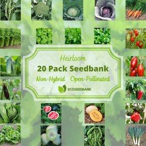 20种混合果蔬种子