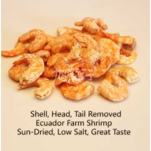 Buy 4 Get 1 FreePremium America jumbo dry shrimp #100