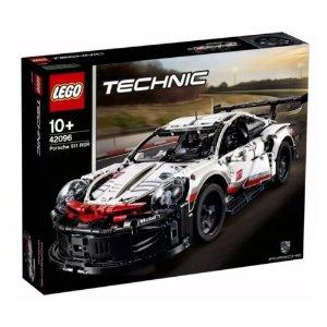 LegoTechnic Porsche 911 RSR