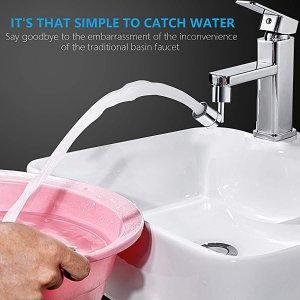 Lifbeier Universal Splash Filter Faucet
