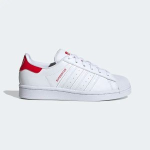 Adidas4-6.5Superstar 大童红尾