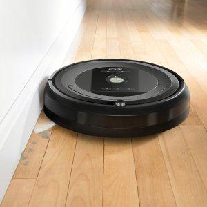 $269iRobot Roomba 685 扫地机器人 带2个虚拟墙
