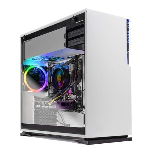 $799SkyTech Shiva 游戏电脑主机 (Ryzen 5 2600, RTX 2060)