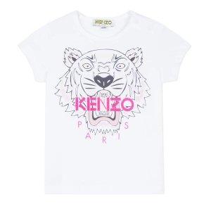 Kenzo白色T恤