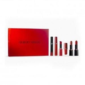 8.4折起+额外7.5折Armani 阿玛尼彩妆520心动好价 收超值唇膏唇釉套装