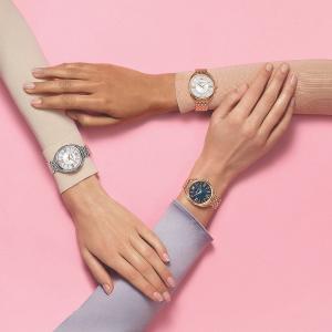 奥莱区5折起 全场8.5折Swarovski 手表女神节特惠 Dior平替$299,宋茜同款直降$300+