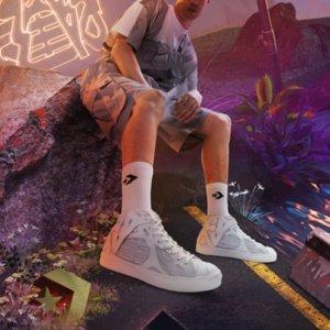 ConverseFengChenWang联名款高帮运动鞋