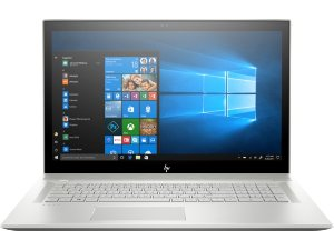 HP Envy 17 laptop(i7-8550U, MX150, 16GB, 512GB)