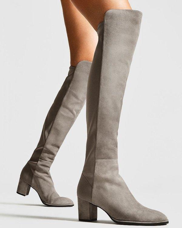 Women's Harper 过膝靴